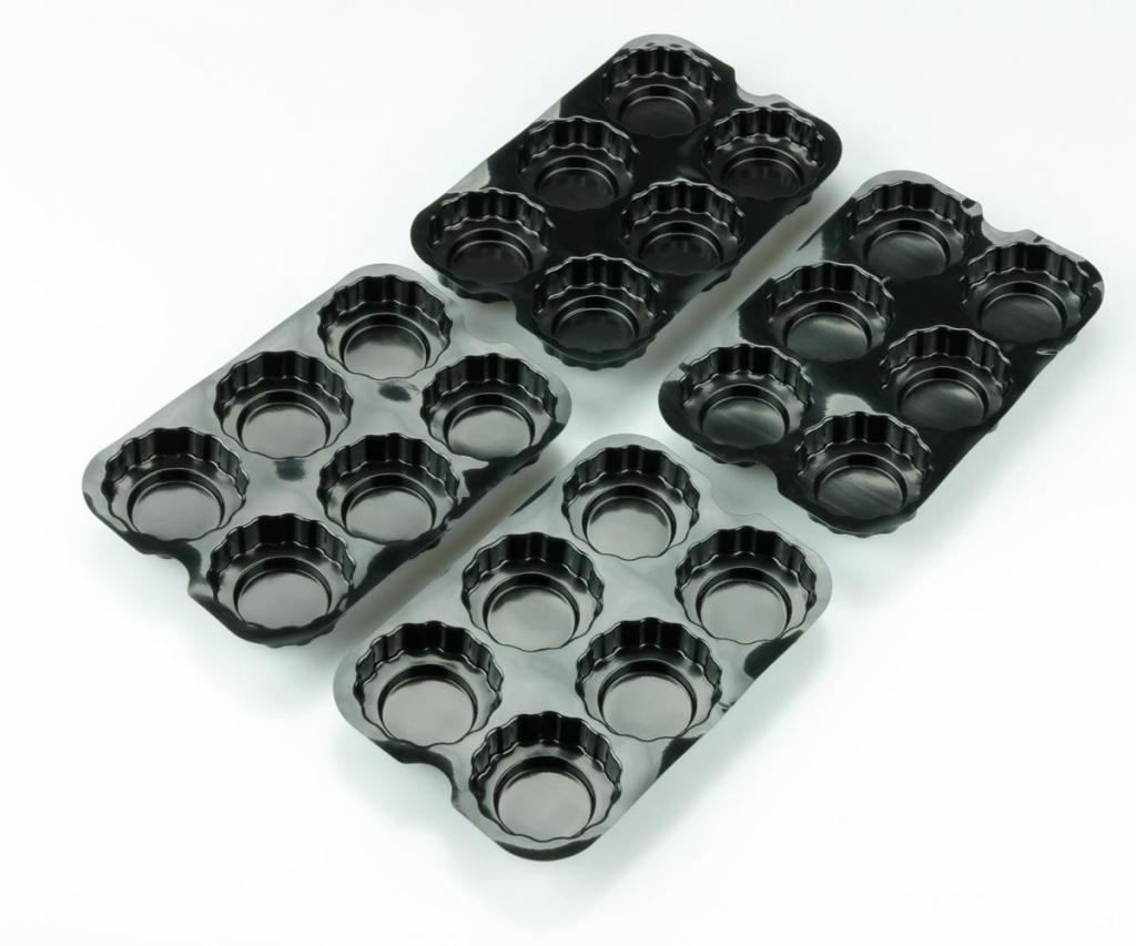 Contenitori plastica alimentare