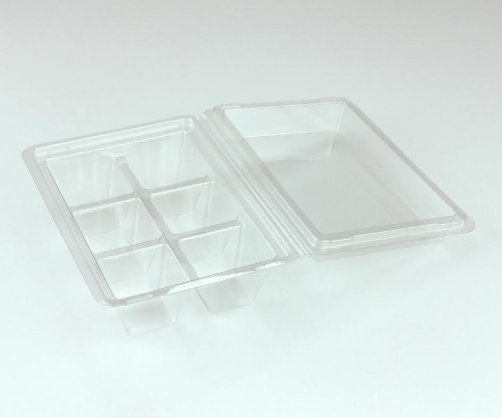 Vaschette  plastica alimentari